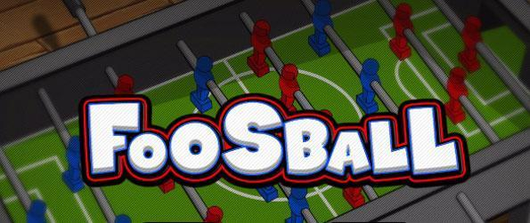 Foosball 3D - Enjoy a game of Foosball, right there in your PC.