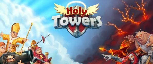 Holy TD - Battle the hordes of hell.