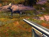 Deer Hunter 2018 using a shotgun