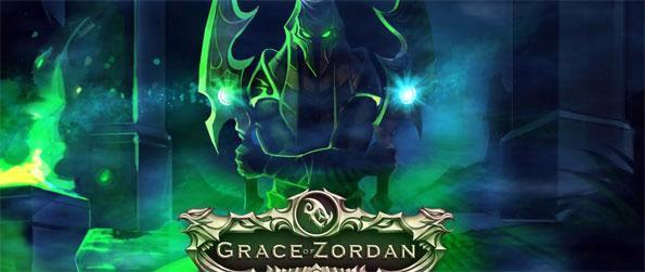 Grace of Zordan - An upcoming board game with great potential that combines elements from HeartStone, Magics and BattleChess.