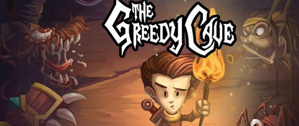 The Greedy Cave - Venture into the dungeon and search for the legendary treasure in this addictive idle-like dungeon crawler, The Greedy Cave!