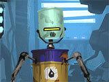Robomaniac Robot