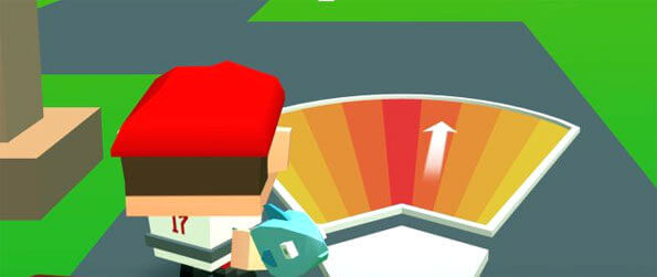 Baseball Boy! - Hit the ball as hard you as can in this simple yet addicting game that's going to have you hooked.