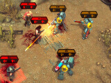 Fighting enemies in Warhammer 40,000: Space Wolf
