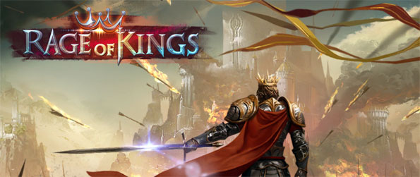 Rage of Kings - Build the most powerful kingdom in the world.