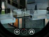 Aiming in Hitman Sniper
