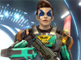 Shadowgun Legends character customization