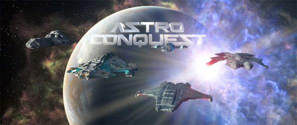 Astro Conquest - Assemble your space armada and set off to conquer and capture as many starbases as you can in this unique MMORTS game, Astro Conquest!