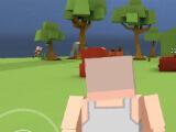Game lobby in Last Pixels Battle