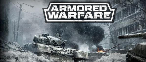 Armored Warfare - Engage AI tanks with the help of your allies, or blow up other people's tanks in a PvP match.