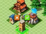 Build mode in War of Beach
