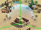 Revenge of Sultans: Attacking Enemy Castle