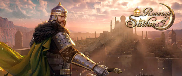 Revenge of Sultans - Restore your empire to its former glory in Revenge of Sultans.