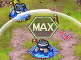 Tower Defense: Infinite War: Upgrading towers