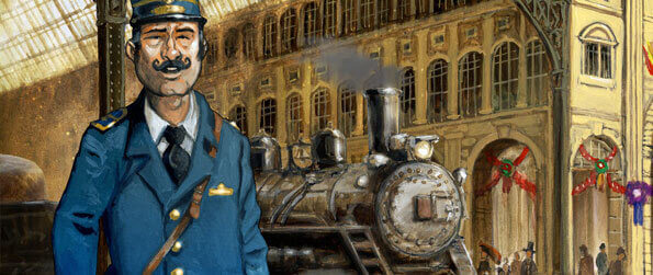 Ticket to Ride - Compete with up to 4 other players to claim train routes and get your tickets punched in this family-favorite, Ticket to Ride!