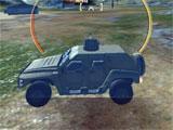 Metal Force Humvee