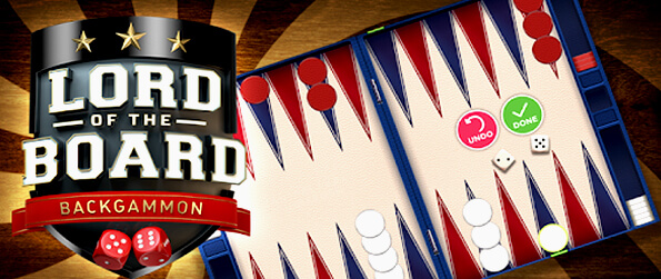 Backgammon - Lord of the Board   - An age old game as popular as it was then and is digitally now!