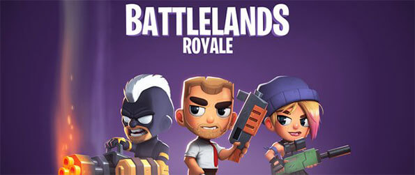 Battlelands Royale - Grab a weapon and battle 31 other players on a giant map getting into all kinds of trouble in Battlelands Royale!