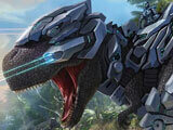 ARK Survival Evolved: Heavily-armored dino