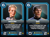Deck building in Star Trek Adversaries