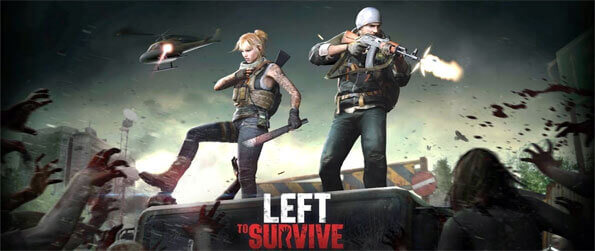 Left to Survive - Set foot into a post-apocalyptic world in this phenomenal survival game that doesn't disappoint.