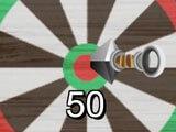 Bullseye in Ninja Darts