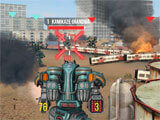 Robot Warfare Online gameplay