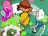 Bloons Adventure Time TD: Combine hero abilities