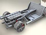 MONZO – Digital Model Builder building a car