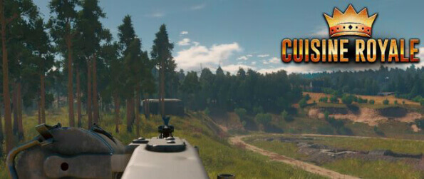 Cuisine Royale - Cuisine Royale is a third-person battle royale game fought with guns, food and kitchen utensils.