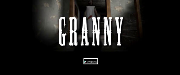 Granny - An old house, five days to escape, an old croon with a bloody bat and the thrill of a gaming lifetime.