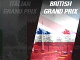 Grand Prix Hero: 4 tracks to race on