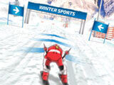 Slalom Hero: Sliding through a boost