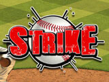 A strike in Baseball Pro