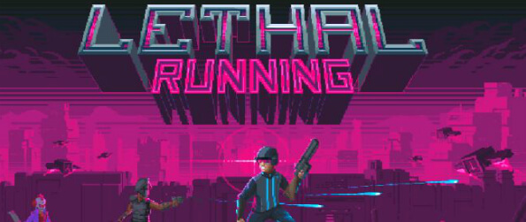 Lethal Running: Prologue - Participate in a deadly game show and fight against an oppressive government in Left Running: Prologue.