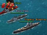 Legend of Warships: Boss fight