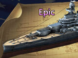 Legend of Warships: Unlocked new blueprint