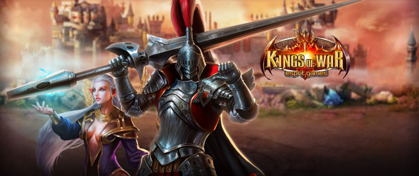 Kings of War - Venture out into the world of ancient Greece and dive into the constant land-grab between its three massive factions in Kings of War!
