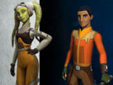 Choose a character in Star Wars Rebels: Special Ops