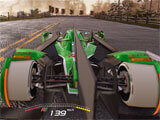 Xenon Racer split-screen mode