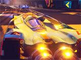 Xenon Racer intense race