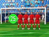 3D Free Kick: Outwit the defenders