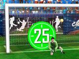 Scoring a goal in 3D Free Kick