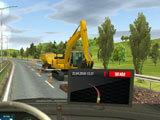 Truck Simulator 2018: Europe Backhoe