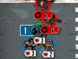 Zombicide: Combat gameplay