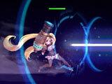 Using Layla's Destruction Rush in Mobile Legends: Adventure