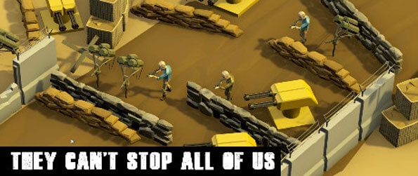 They Can't Stop All of Us - Enjoy this creative strategy game that's been inspired by the iconic Area 51 event that spread like wildfire across the world.