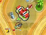 Desert level in Toy Defense
