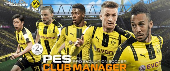 PES Club Manager - Manage your team to the hall of fame in PES Club Manager.