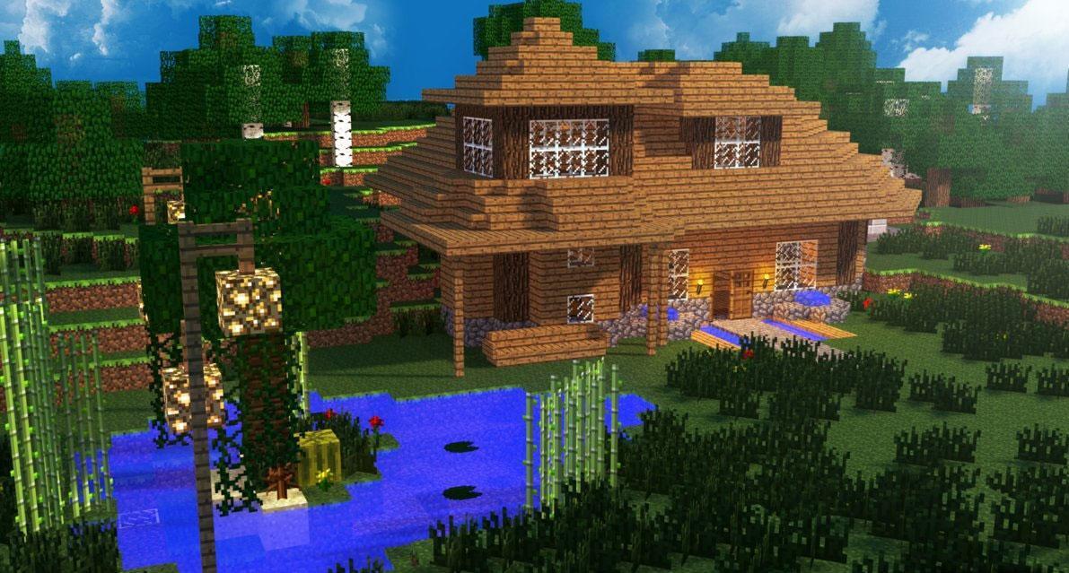 Minecraft Mann Spiele - Minecraft spielen auf jetztspielen de